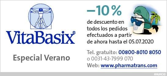 Especial Verano: –10% de descueto en todos les pedidos