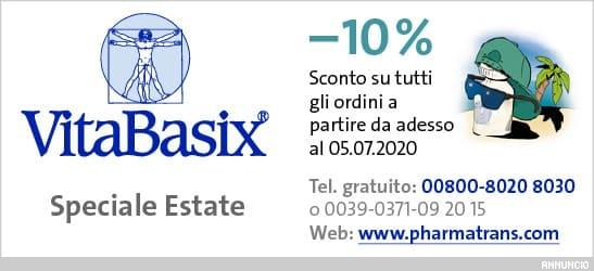 Speciale Estate: –10 % sconto su tutti gli ordini