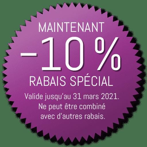 Spécial système immunitaire: –10% de réduction spéciale